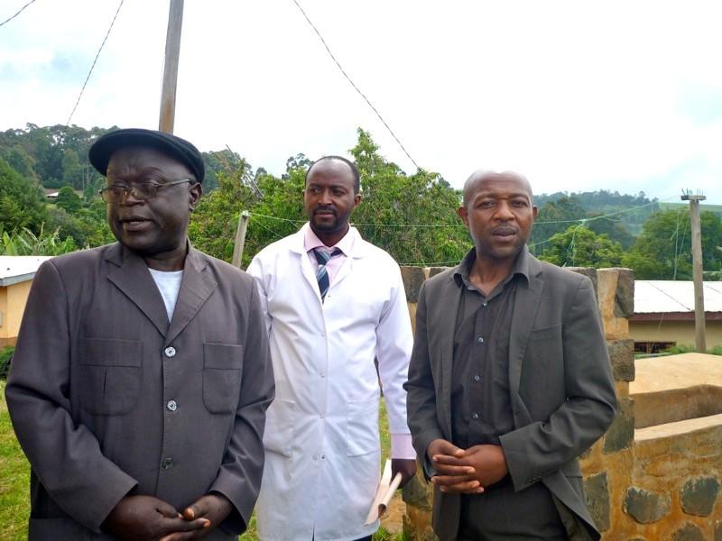 30.07.2012 in Kumbo