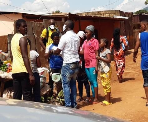 10.04.2020 in Yaoundé