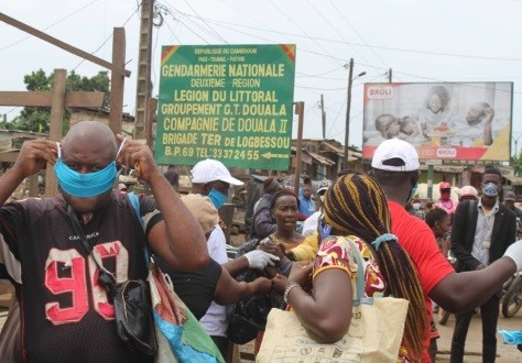 Sociales in Douala